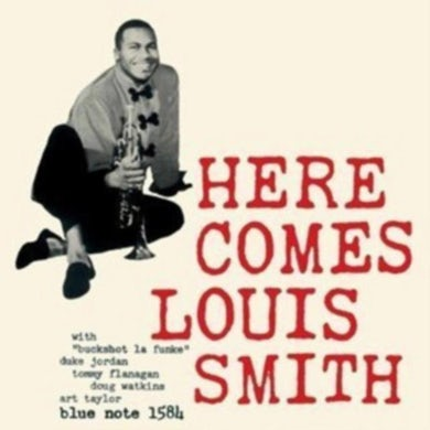 Louis Smith LP - Here Comes (Vinyl)