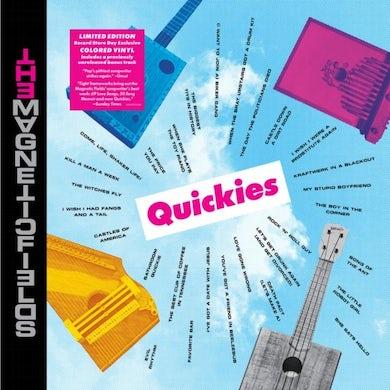 LP - Quickies (Transparent Magenta Vinyl)