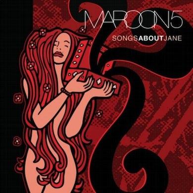 Maroon 5 LP - Songs About Jane (Vinyl)