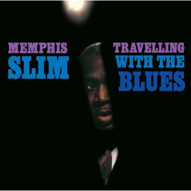 LP - Travelling With The Blues (Vinyl)
