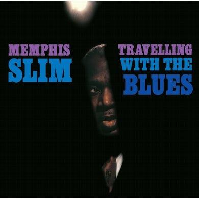 Memphis Slim LP - Travelling With The Blues (Vinyl)