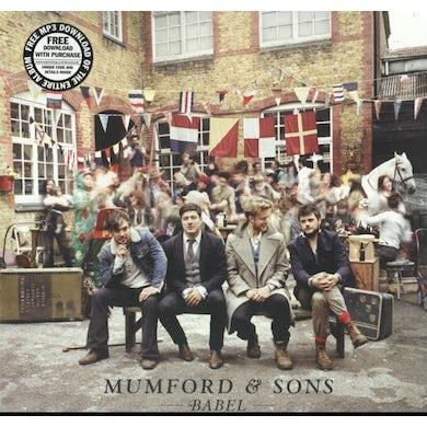 Mumford & Sons LP - Babel (Vinyl)