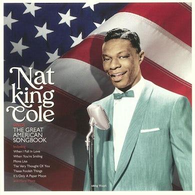 Nat King Cole LP - Sings The American Songbook (Vinyl)
