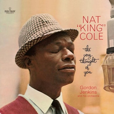 Nat King Cole LP - The Very Thought Of You (Vinyl)
