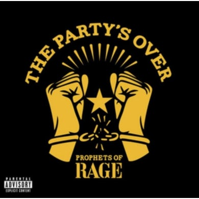 LP - The Party's Over (Vinyl)