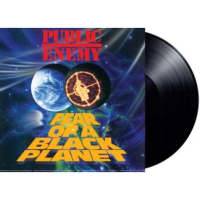 LP - Fear Of A Black Planet (Re-Issue) (Vinyl)