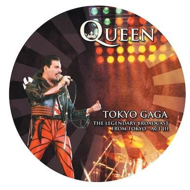 Queen LP - Tokyo Gaga (Picture Disc) (Vinyl)