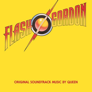 Queen LP - Flash Gordon (Vinyl)