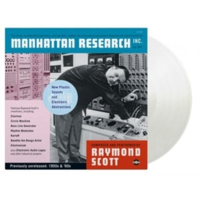 LP - Manhattan Research (Coloured Vinyl)