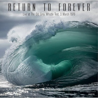 Return To Forever LP - Live At The Old Grey Whistle Test. 3 March 1976 (Vinyl)