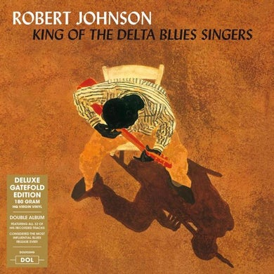LP - King Of The Delta Blues Vol. 1&2 (Vinyl)