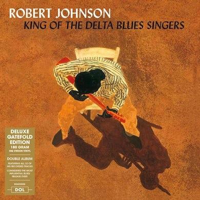 Robert Johnson LP - King Of The Delta Blues Vol. 1&2 (Vinyl)