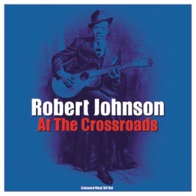 Robert Johnson LP - Cross Road Blues (Transparent Vinyl)