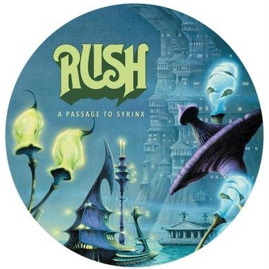 Rush LP - A Passage To Syrinx (Picture Disc) (Vinyl)