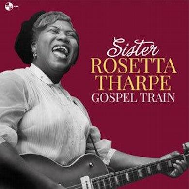 Sister Rosetta Tharpe LP - Gospel Train (Vinyl)