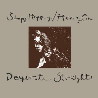 Slapp Happy / Henry Cow LP - Desperate Straights (Vinyl)