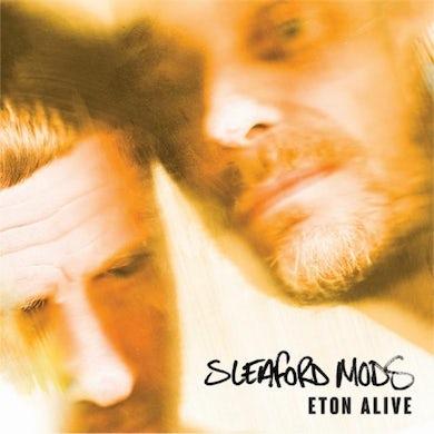 Sleaford Mods LP - Eton Alive (Coloured Vinyl)