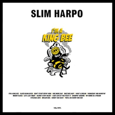 LP - I'm A King Bee (Vinyl)