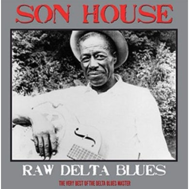 LP - Raw Delta Blues Best Of (Vinyl)