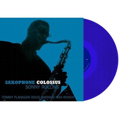 LP - Saxophone Colossus (Blue Vinyl)