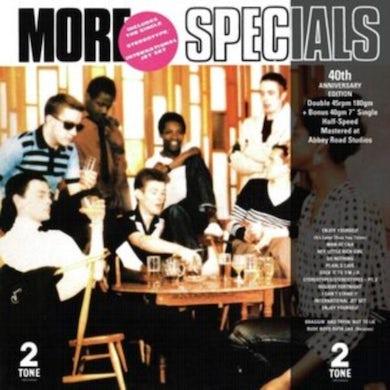 The Specials LP - More Specials (40Th Anniversary Half-Speed Master Edition) (Vinyl)