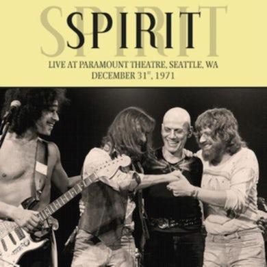LP - Live At Paramount Theatre. Seattle. Wa. December 31St. 1971 (Vinyl)