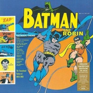 Sun Ra Arkestra & Blues Project LP - Batman & Robin (Vinyl)