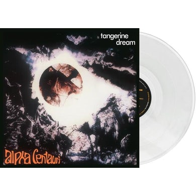 LP - Alpha Centauri (Clear Vinyl)