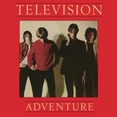 Television LP - Adventure (Vinyl)