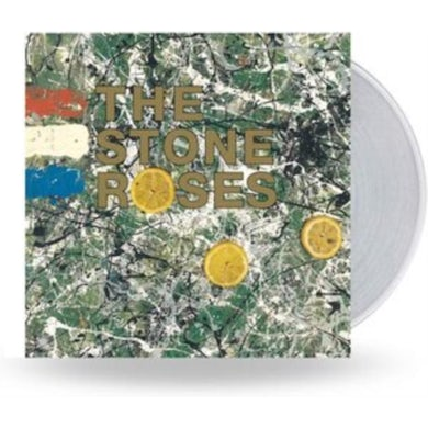 The Stone Roses LP - The Stone Roses (Clear Vinyl)