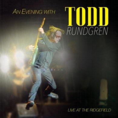 Todd Rundgren LP - An Evening With Todd Rundgren - Live At The Ridgefield (Vinyl)