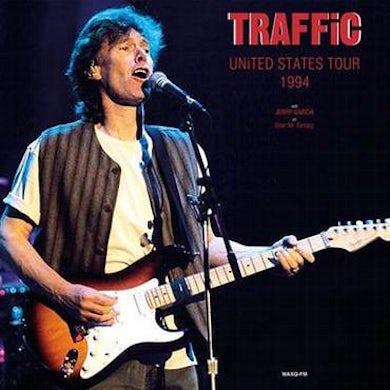 Traffic LP - Us Tour 1994 Waxq-Fm (Vinyl)