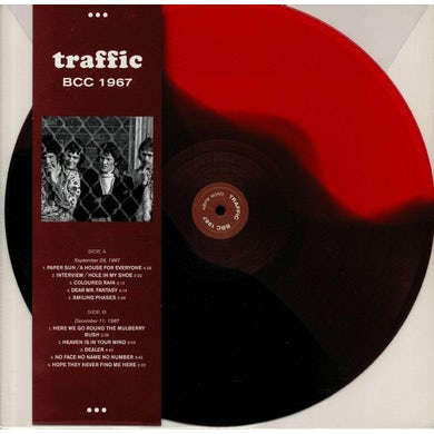 Traffic LP - BBC 1967 (Vinyl)