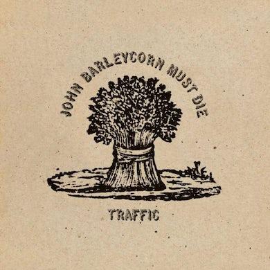 Traffic LP - John Barleycorn Must Die (Deluxe Edition) (Vinyl)