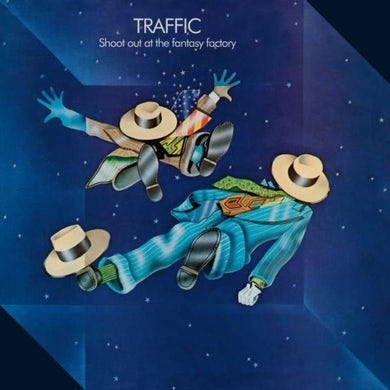 Traffic LP - Shoot Out At The Fantasy Factory (Deluxe Edition) (Vinyl)