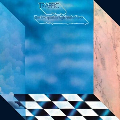 Traffic LP - The Low Spark Of High Heeled Boys (Deluxe Edition) (Vinyl)