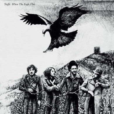 Traffic LP - When The Eagle Flies (Deluxe Edition) (Vinyl)