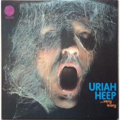 Uriah Heep LP - Very 'Eavy. Very 'Umble (Vinyl)