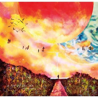 Uyama Hiroto LP - A Son Of The Sun (Vinyl)