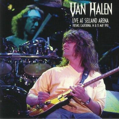 Van Halen LP - Selland Arena. Fresno Ca. May 1992 - Ww1 Fm Broadcast (Vinyl)