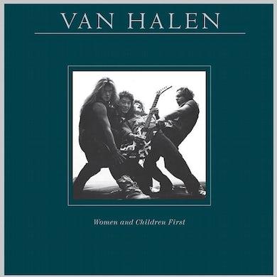 Van Halen LP - Women And Children First (2015 Remaster) (Vinyl)