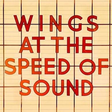 LP - At The Speed Of Sound (Vinyl)