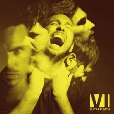 You Me At Six LP - Suckapunch (Vinyl)