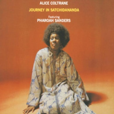 (Pharoah Sanders) LP - Journey In Satchidananda (180 Gram/Gatefold/Audiophile) (Vinyl)