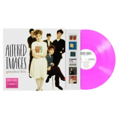 LP - Altered Images - Greatest Hits (Coloured Vinyl)