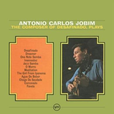 Antonio Carlos Jobim LP - The Composer Of Desafinado Plays (Vinyl)