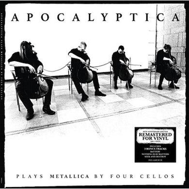 Apocalyptica LP - Plays Metallica (Remastered 20Th Anniversary) (Vinyl)