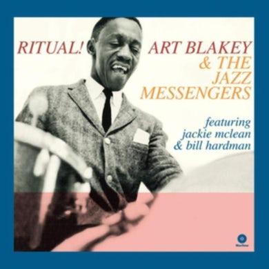 Art Blakey / Jazz Messengers LP - Ritual (Feat. Jackie Mclean & Bill Hardman) (Vinyl)