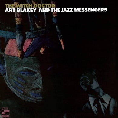 Art Blakey / Jazz Messengers LP - The Witch Doctor (Limited Edition) (Vinyl)