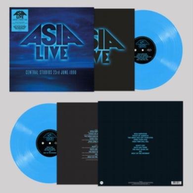 Asia LP - Live (Vinyl)